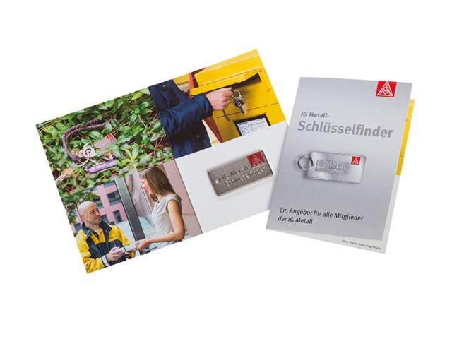 IG Metall-Schlüsselfinder