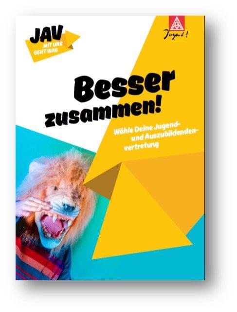 Broschüre zur Ansprache / Plakatfolder: Besser zusammen!