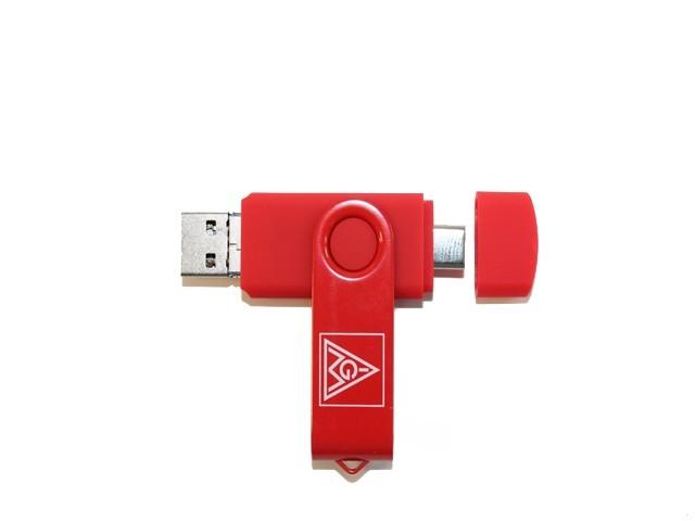 USB-Stick-OTG 3.0                             mit 8 GB 3 in 1