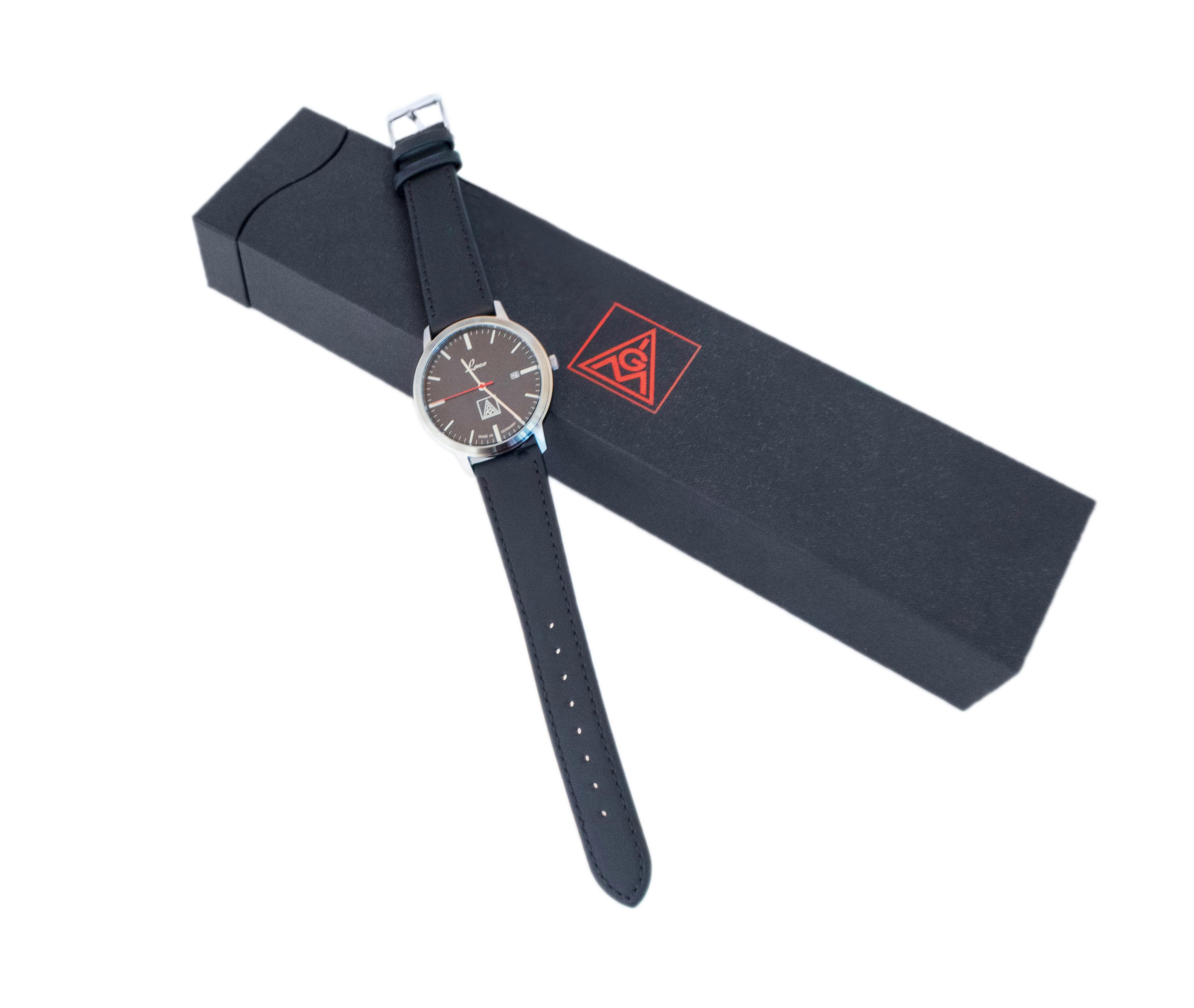 Armbanduhr  im IG Metall-Design (erste limitierte Auflage)