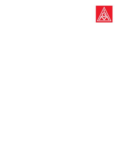Notizblock A6 mit IGM-Logo